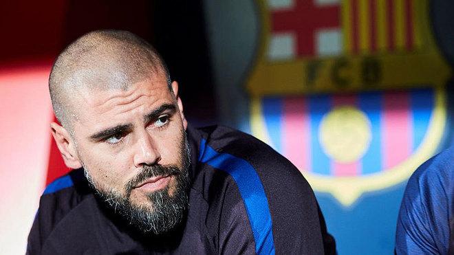 Виктор Валдес доби отказ од Барселона