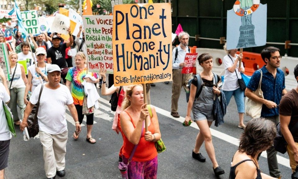 Климатската катастрофа им се заканува на сите – еколошки протести во 60 светски градови