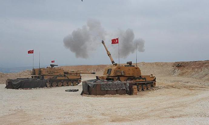 Турција: Во операцијата во Сирија убиени 342 терористи