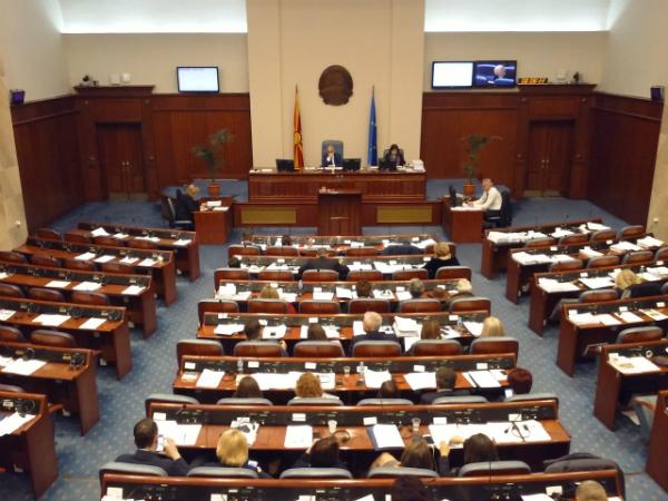 Удоволување за законот за ЈО: Собранието како желботека за барањата на албанските партии