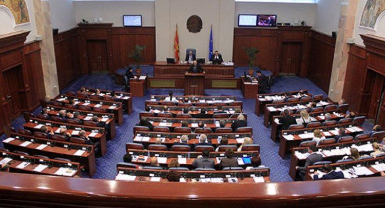 Зошто министерката Ангеловска не е присутна за да го брани ребалансот, праша опозицијата