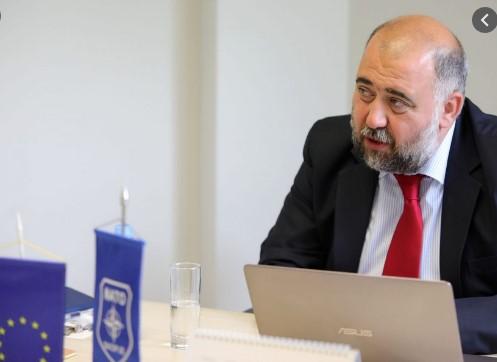 """Скандалозно однесување: За Дане Талески гласачите на ВМРО-ДПМНЕ се """"најголемото зло"""""""
