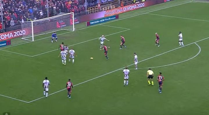 Пандев даде гол: Македонското дерби во Италија го доби Несторовски (ВИДЕО)