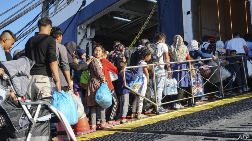 Над 9.000 бегалци и мигранти минатиот месец пристигнале во Грција