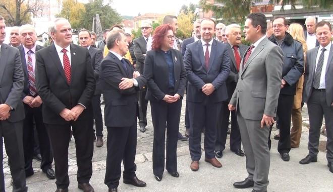 Имер Селмани стана почесен конзул на Албанија