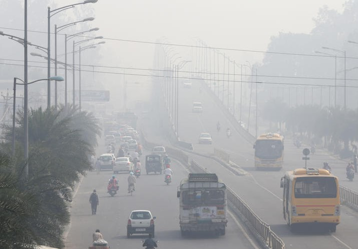 Не е само Скопје: Загадувањето во Њу Делхи на енормно ниво