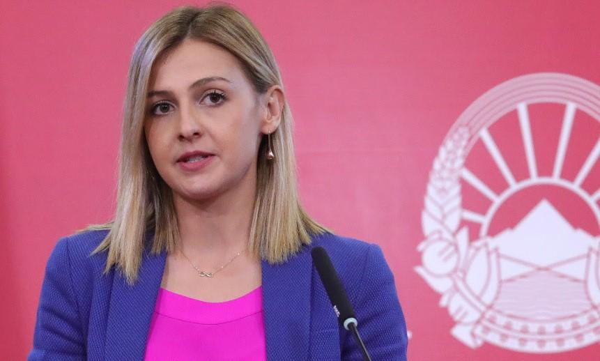 Ангеловска: Прогресивниот данок не се укинува, туку се замрзнува
