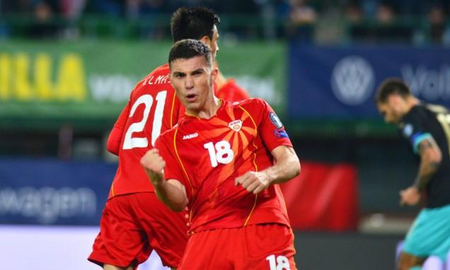 Стојановски-новата македонска фудбалска надеж (ФОТО)