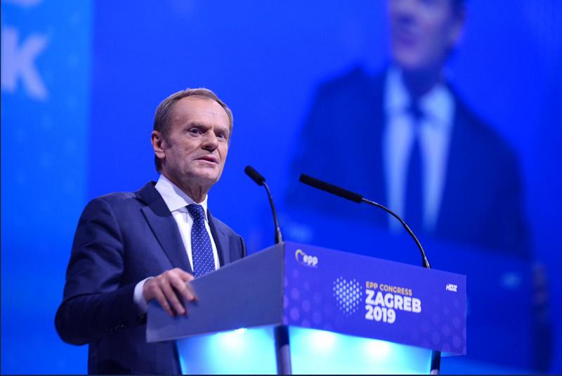 Доналд Туск е новиот претседател на ЕПП