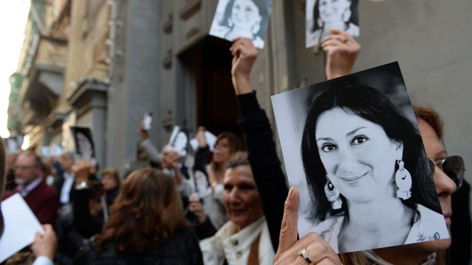 На Малта уапсен бизнисмен поради убиството на новинарката Карун-Галиција