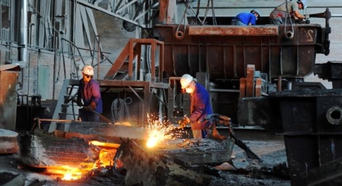 ДЗС: Помалку работници во индустријата