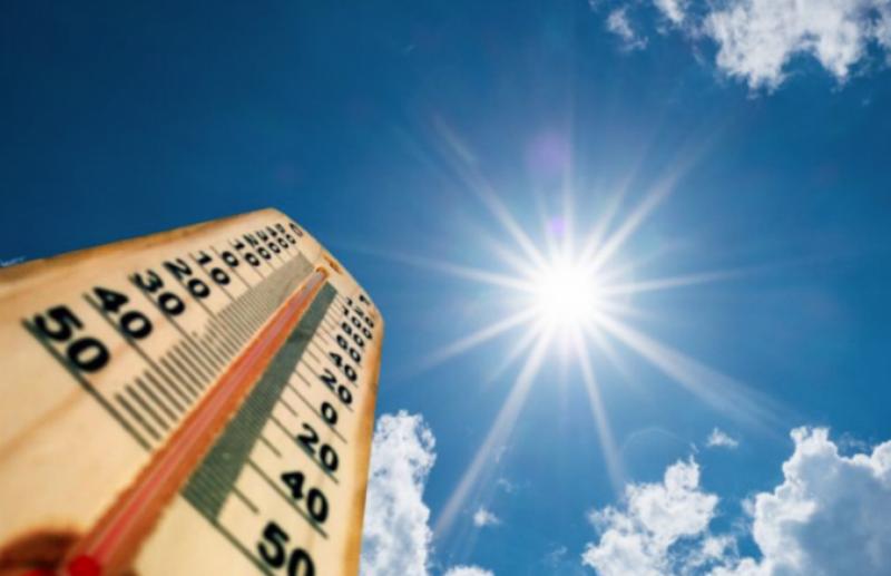 Во октомври повисоки температурите за 2,4 степени, 19 дена било над 20 степени