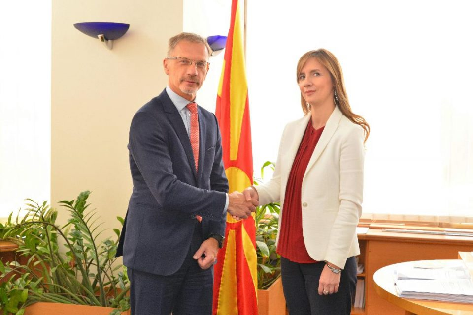 Соработка со хрватската централна банка во спроведување на меѓународните стандарди