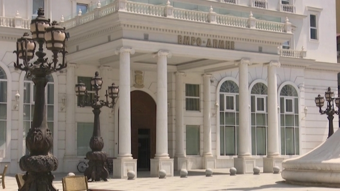 ВМРО-ДПМНЕ: Шилегов игра на картата на кратка меморија на граѓаните кога вели дека не сечеле дрва