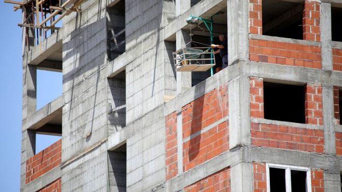 Независниот синдикат на градежни работници бара почитување на мерките за безбедност при работа