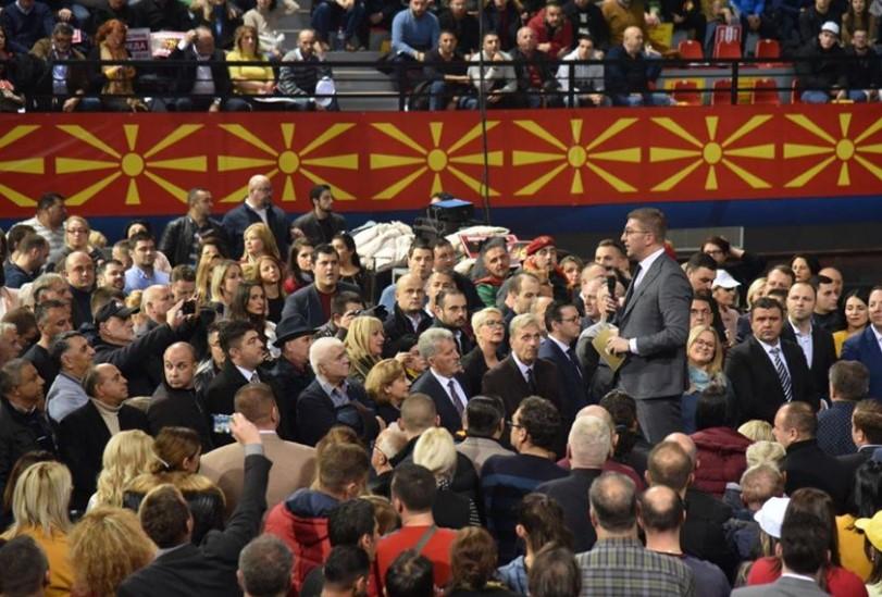 Мицкоски: Мора да имаме техничка влада сто дена пред избори