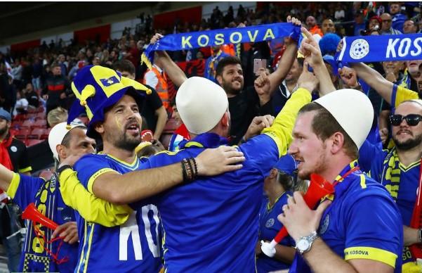 Со навивачите на Косово во Скопје ќе дојде и косовска полиција