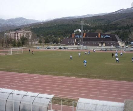 Ќе заличи: Стадионот во Охрид ќе добие нова трибина