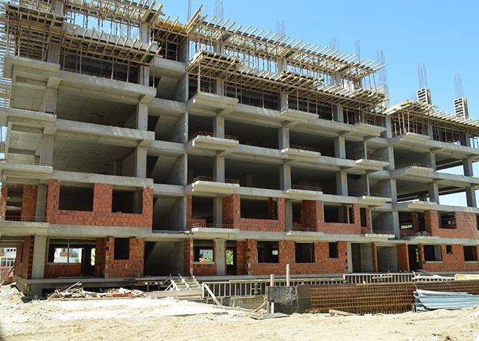 За 11,6 проценти повеќе одобренија за градење во октомври, нови 562 стана