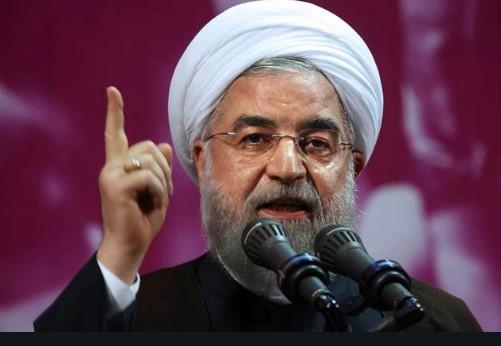 Иранскиот претседател се закани: Нашиот финален одговор на неговото убиство ќе биде исфрлање на сите американски сили од регионот