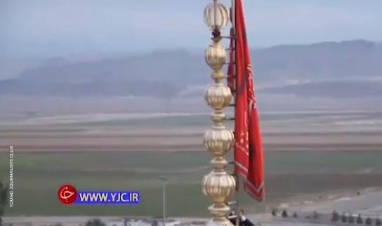 Се спрема крвата освета: Во Иран на џамиите се вее црвено знаме (ФОТО)