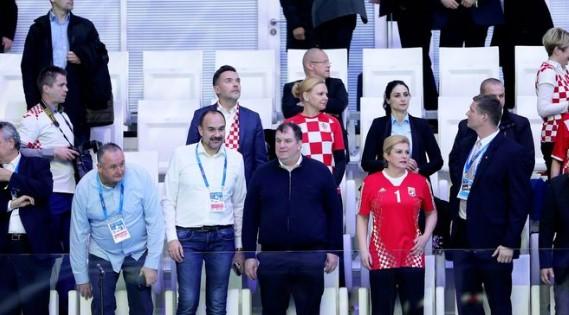Kолинда им донесе среќа на ватерполистите на Хрватска