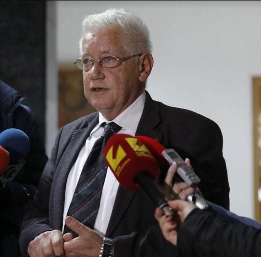 Људмил Спасов: Прашањето за македонскиот јазик е политички наметнато