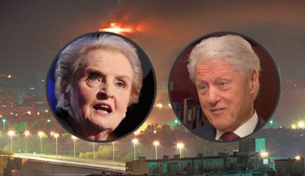 Клинтон и Олбрајт размислувале да го поделат Косово уште пред 20 години