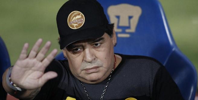Марадона е хоспитализиран: Има сипмтоми на депресија и одбива храна