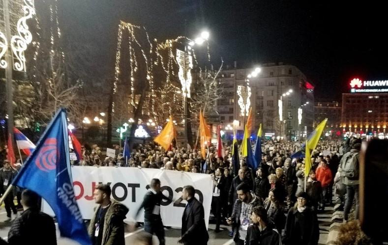 Познато сценарио: Српската опозиција ќе ги бојкотира изборите, сакаат власт без избори