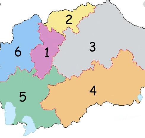 Мнозинството ги промени изборните единици за ДУИ да добие повеќе пратеници