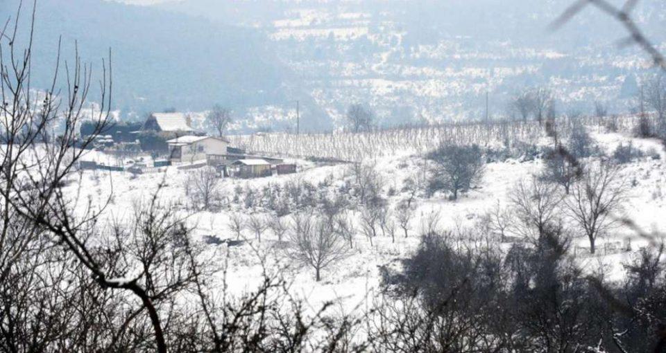 Земјоделците се израдуваа на снегот