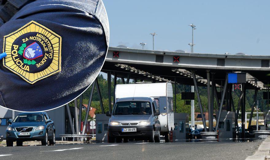 Затворени 27 гранични премини помеѓу Хрватска и Словенија