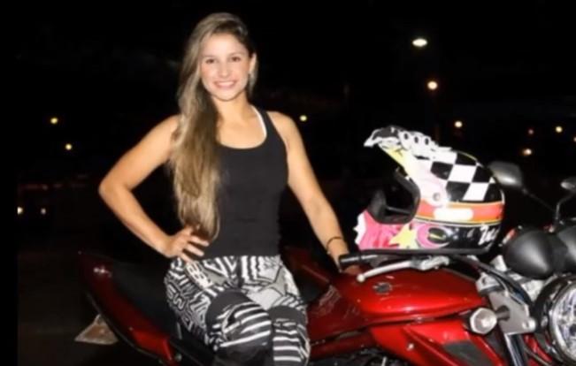 Имаше 29 години: Вака изгледа Индијана, мотоциклистката од Доминикана што го загуби животот