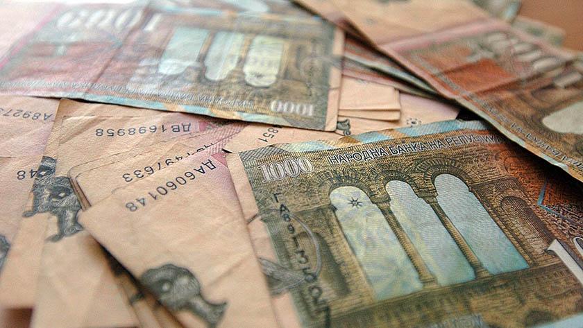 Нето-платата во февруари 27.206 денари
