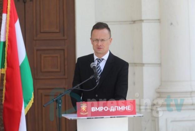 Унгарија со голема помош за Македонија