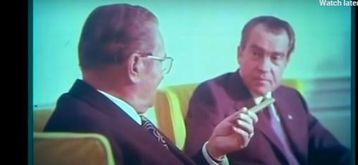 Тито пред Никсон ги пушел пурите од Кастро (ФОТО)