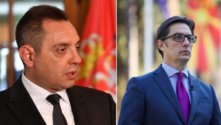 Вулин му порача на Пендаровски: Него и во Македонија никој не го прашува, нека молчи на јазикот кој освен Србија никој не му го признава