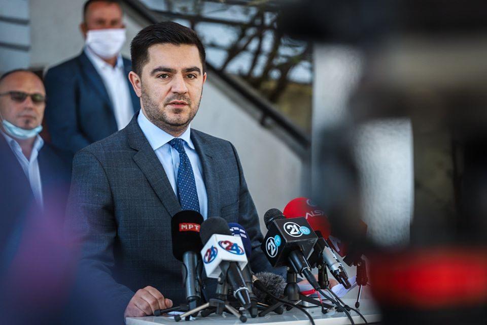 Бектеши: Нема несогласувања меѓу мене и министерката за финансии