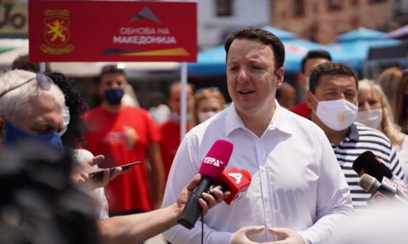 Николоски: Нема кило тутун да се увезе, додека не се откупи целокупниот македонски тутун