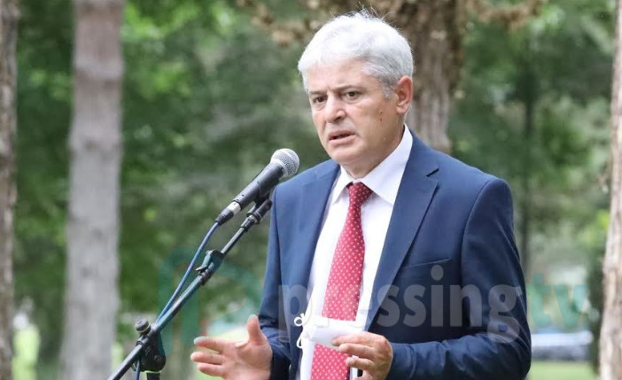 Ахмети: Нема ништо конректно во разговорите за нова влада