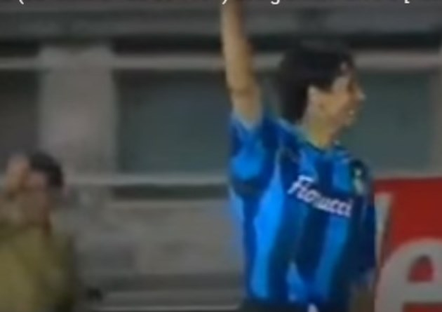 Дарко Панчев за Интер даде само еден гол (ВИДЕО)
