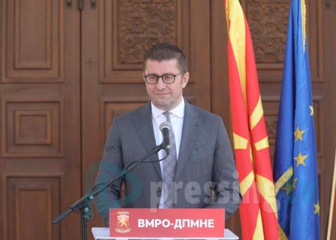 """Mицкоски: Наместо правда и реформи во правосудството СДСМ,  донесе """"трас трас"""" судски одлуки"""