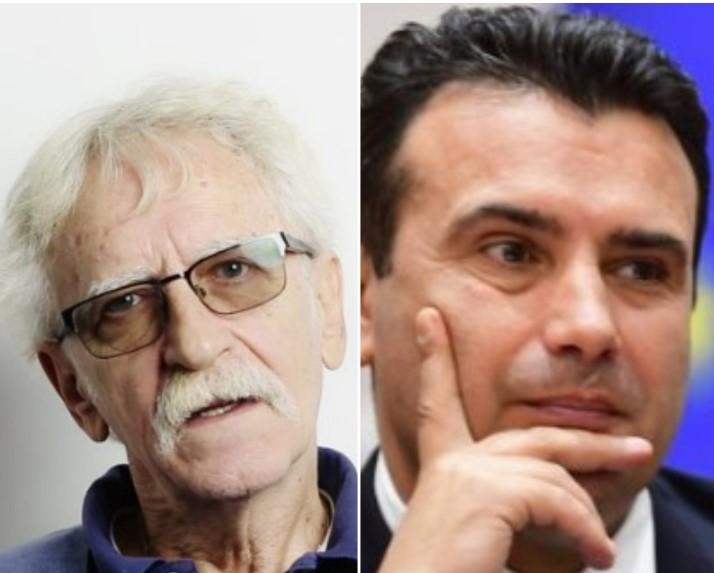 Милчин разочаран од Заев:  Го опи мирисот на власта