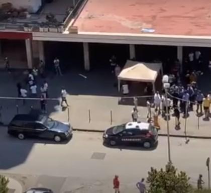 Италијанската полиција брка Бугари кои не сакале да одат во изолација