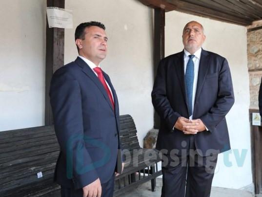 Kои државни фирми им ги ветил Заев на Бугарите?