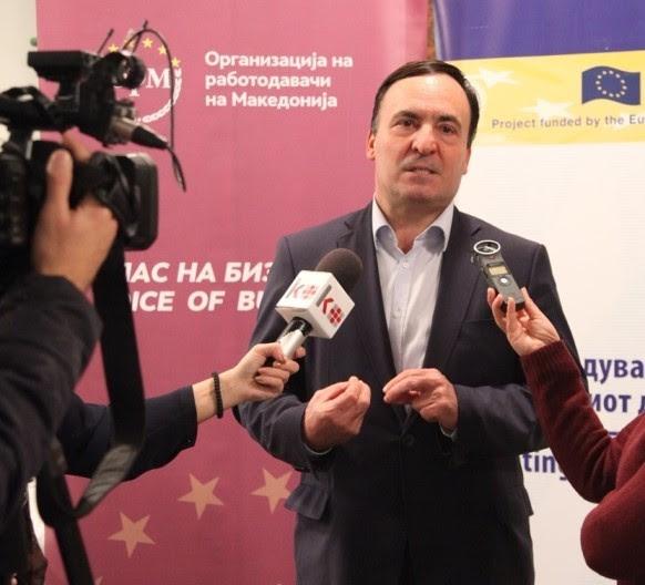 Политичките партии во своите изборни програми да понудат конкретни решенија за економијата