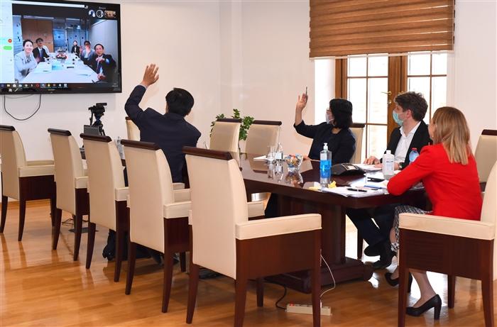 Ангеловска и Танасоски: Грант од Јужна Кореја од 700.000 евра за модерна дигитална Царинска управа
