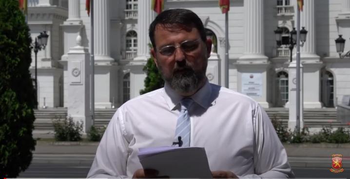 Стоилковски: Заев призна дека мотивирал ДУП и гласање за него