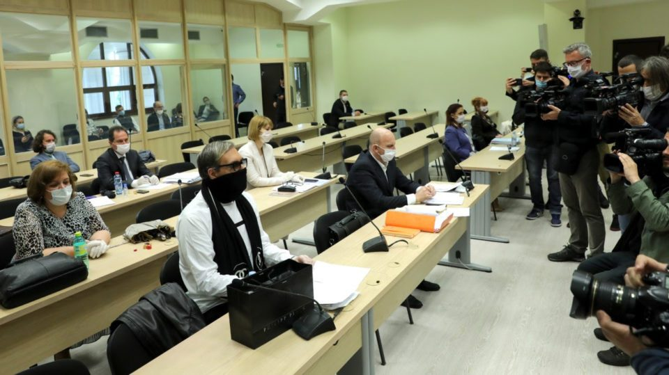 """""""Рекет"""": Пресуда за Јанева и Јовановски на 18 јуни"""